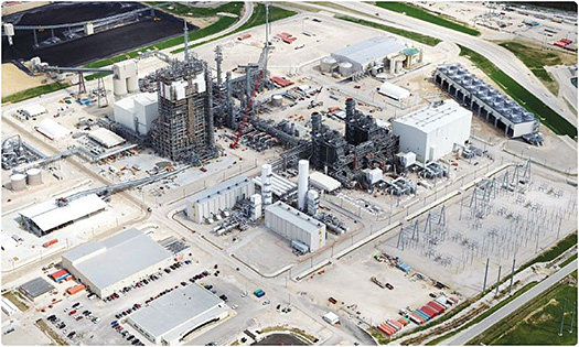In June of 2008, Duke Energy broke ground on a new IGCC plant in Edwardsport, Indiana. The project, which began commercial operations in June 2013, will be using 1.7-1.9 million tons of coal per year to generate 618 MW of base-load electricity.