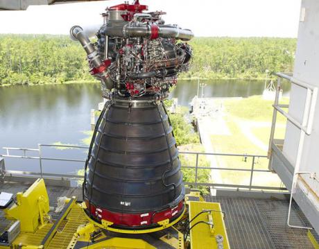 RS 25 Rocket engine